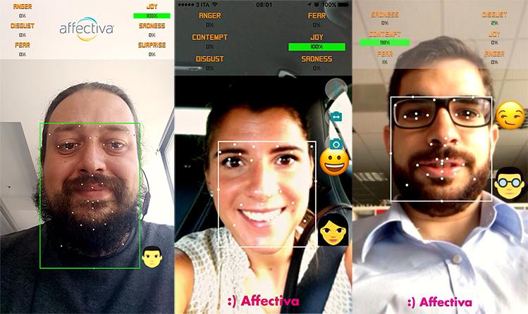Affectiva app per capire le micro espressioni