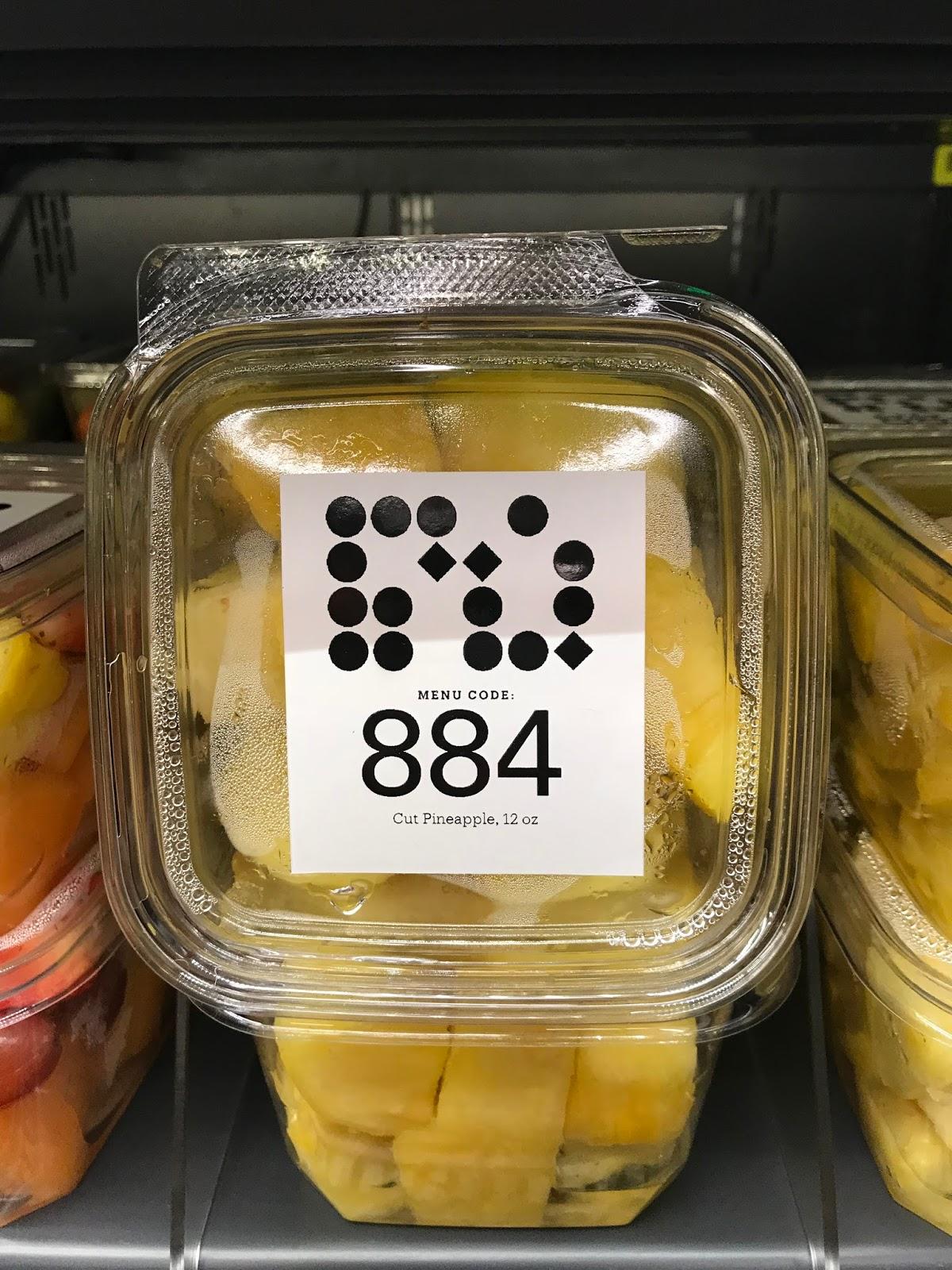 Smart retail codice prodotto
