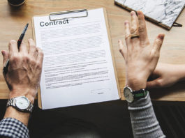 Smart-contract-and-blockchain