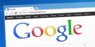 Logo di Google: arriva BERT.