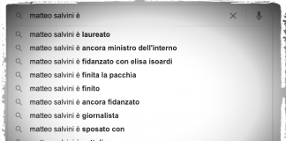 Google-Search-autocomplete-Matteo-Salvini