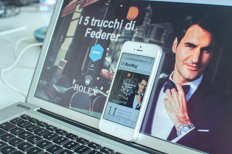 Front-end Design: Un nuovo formato di native advertising